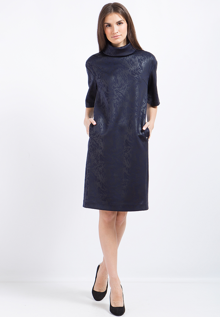 Платье Finn Flare (Фин Флаер) CW17-57008-101-XS