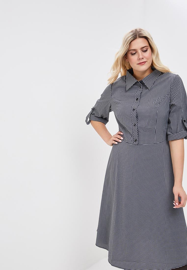 Деловое платье Luxury Plus 497-52