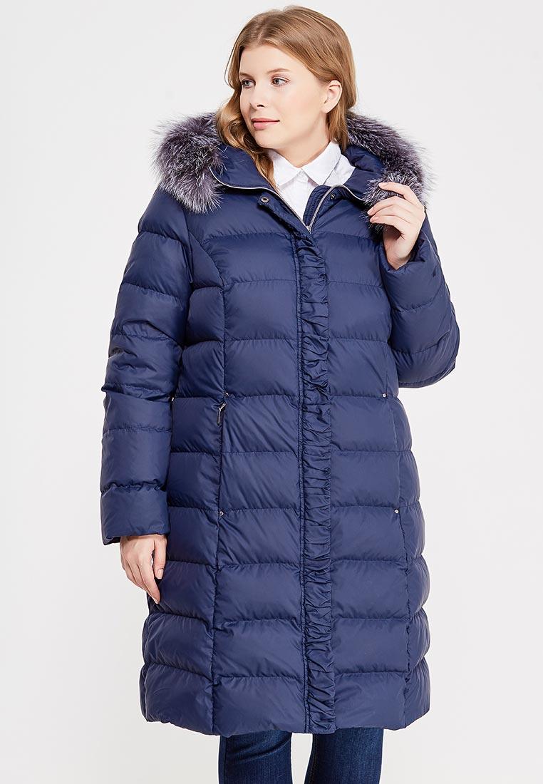 Утепленная куртка IST'OK Венера (Синий) 42