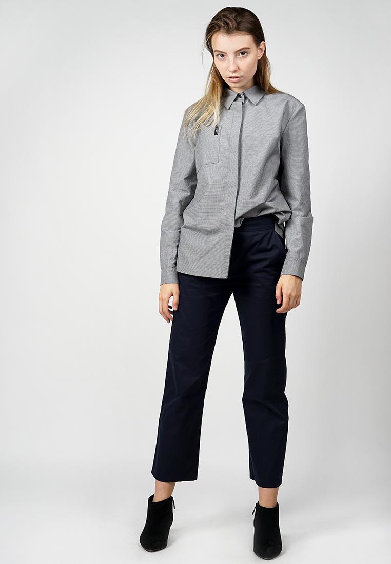 Женские рубашки с длинным рукавом BURLO ba30222-S
