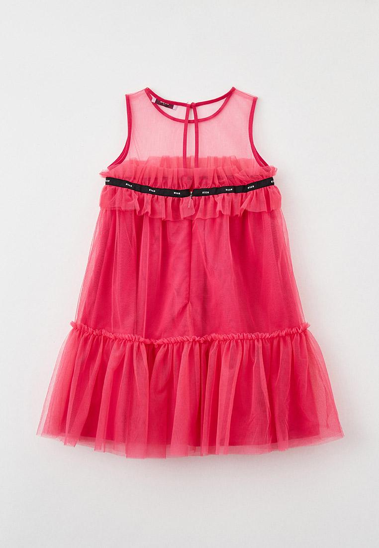 Нарядное платье MSGM Kids MS026848: изображение 2