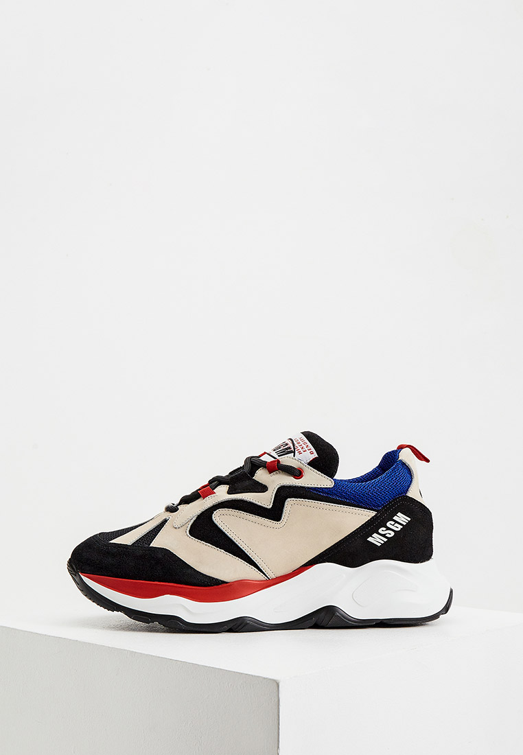 Мужские кроссовки MSGM 2940MS2086 709
