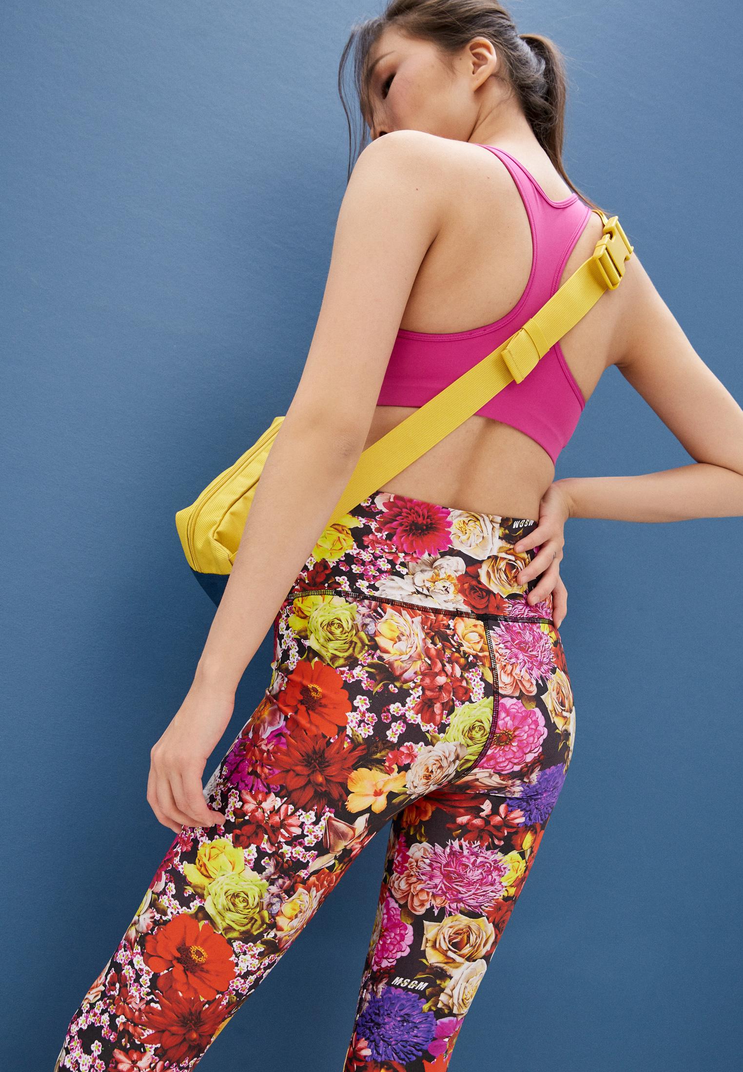 Женские спортивные брюки MSGM 2945MDP14 207723: изображение 2