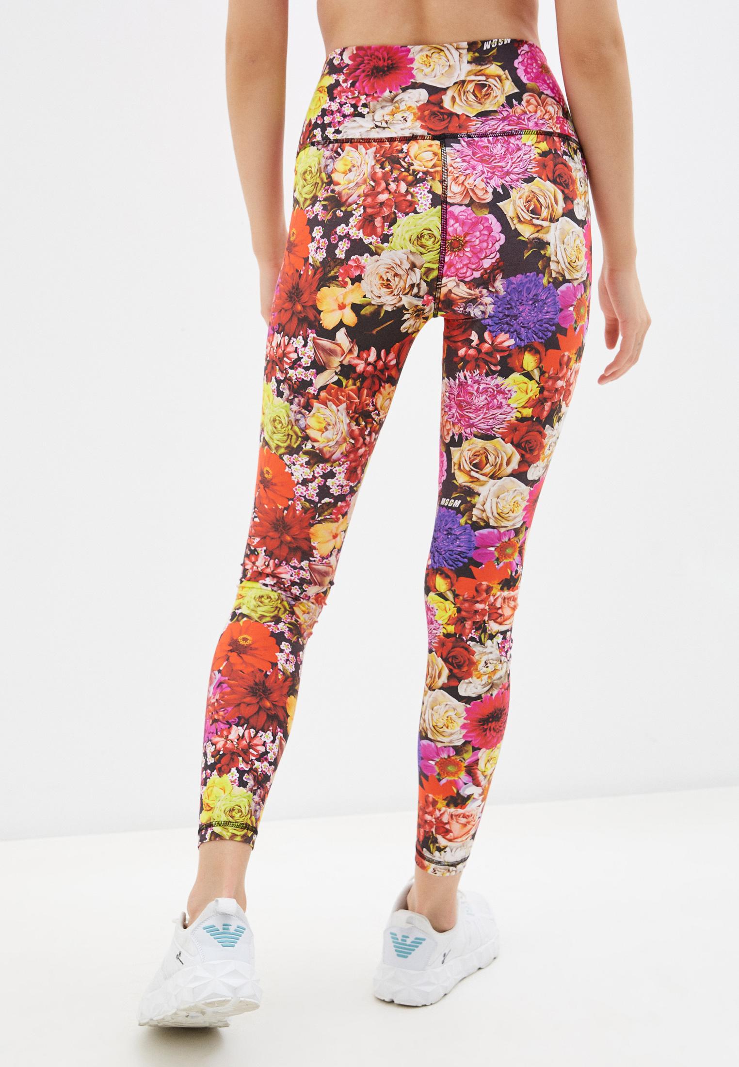Женские спортивные брюки MSGM 2945MDP14 207723: изображение 4