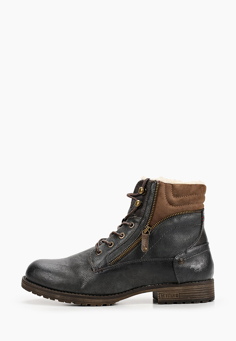 Мужские ботинки Mustang 4119604