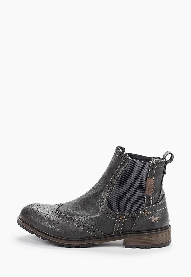 Мужские ботинки Mustang 4140503