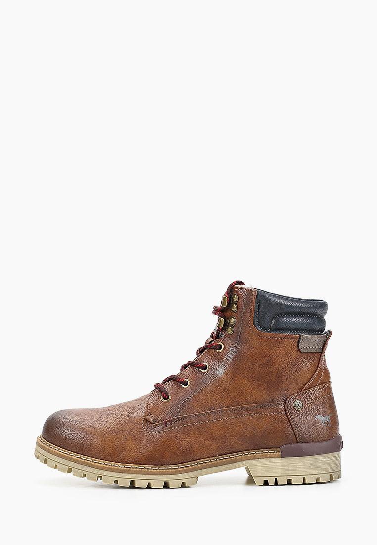Мужские ботинки Mustang 4142602