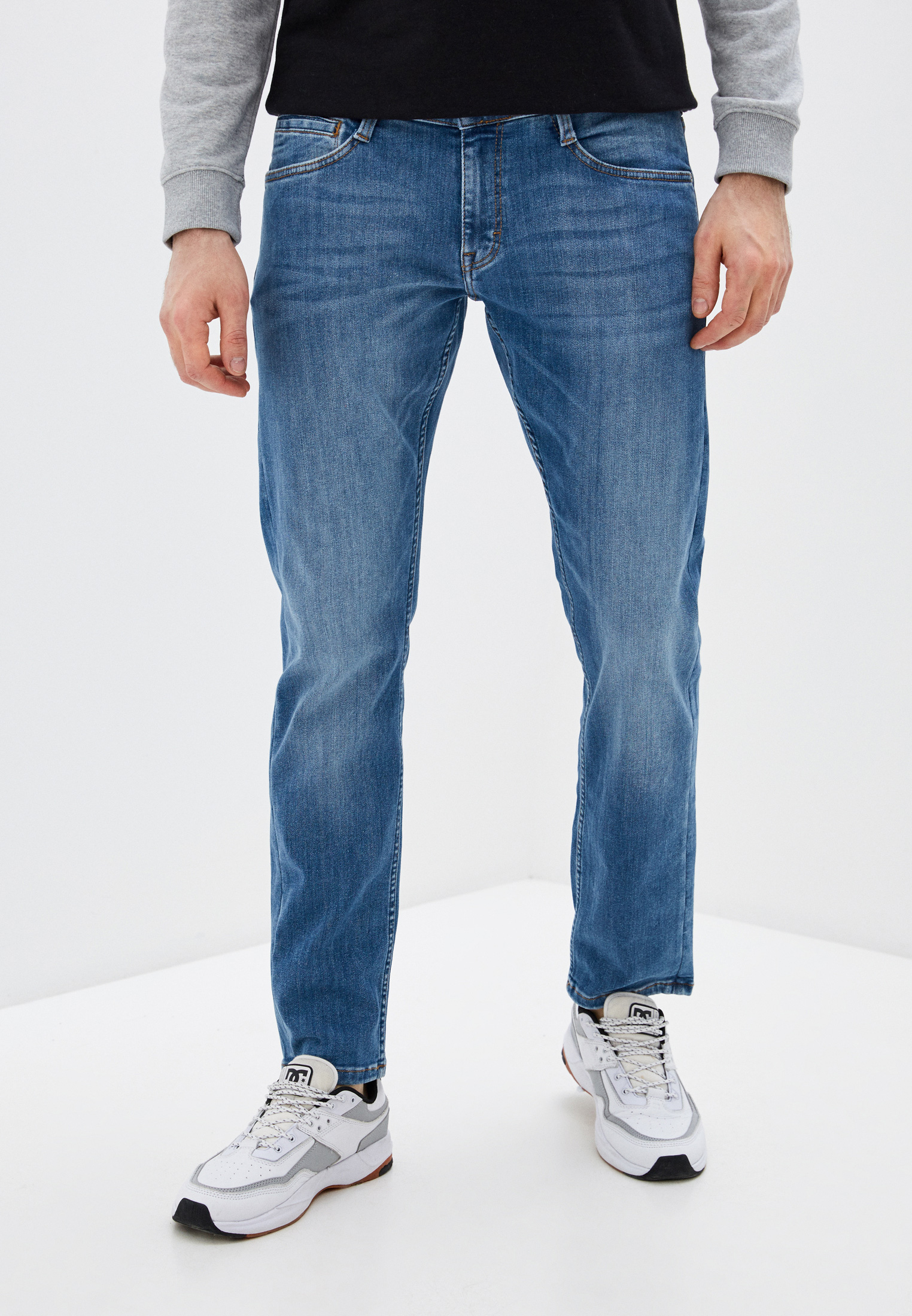 Зауженные джинсы Mustang 1009657