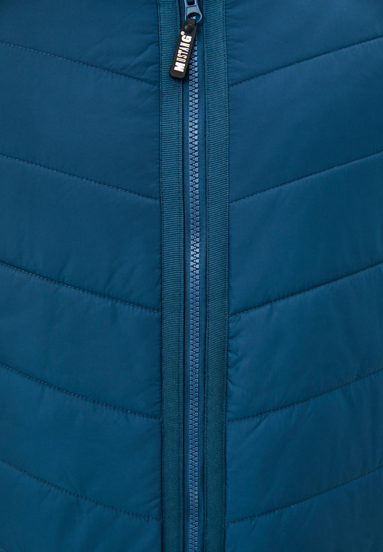Утепленная куртка Mustang 1009812-5243: изображение 5