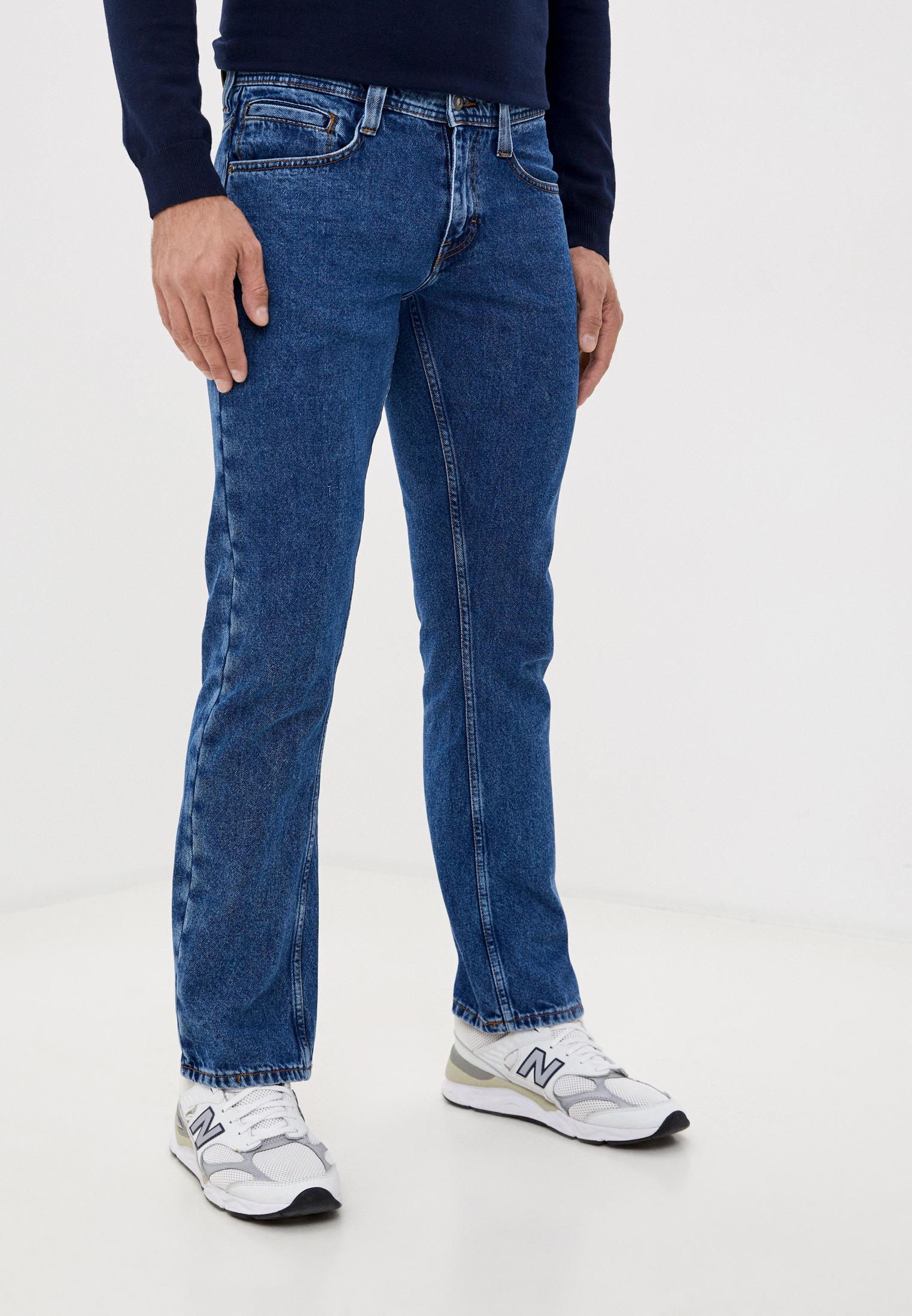 Мужские прямые джинсы Mustang 1010578-5000-410