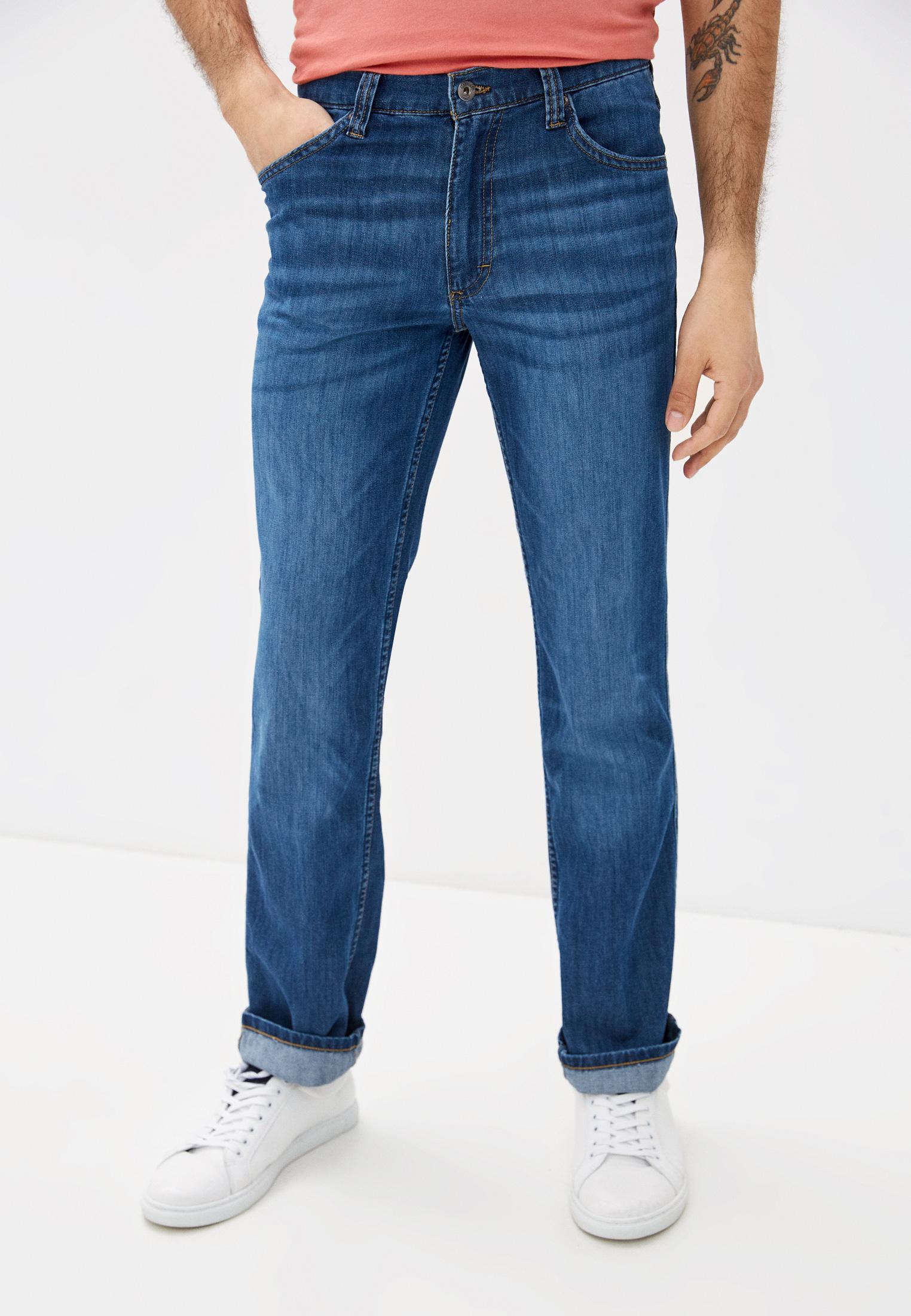 Мужские прямые джинсы Mustang 1011335-5000-782