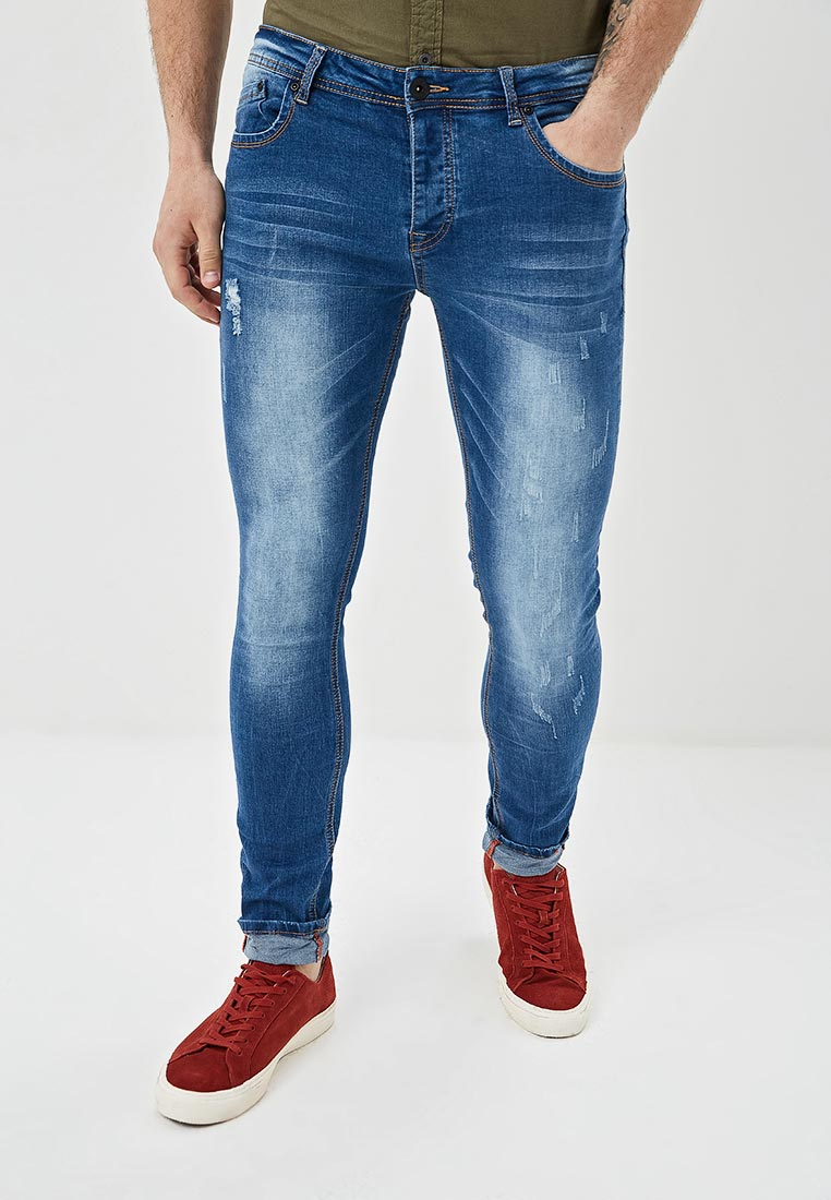 Зауженные джинсы MZ72 WAVERY