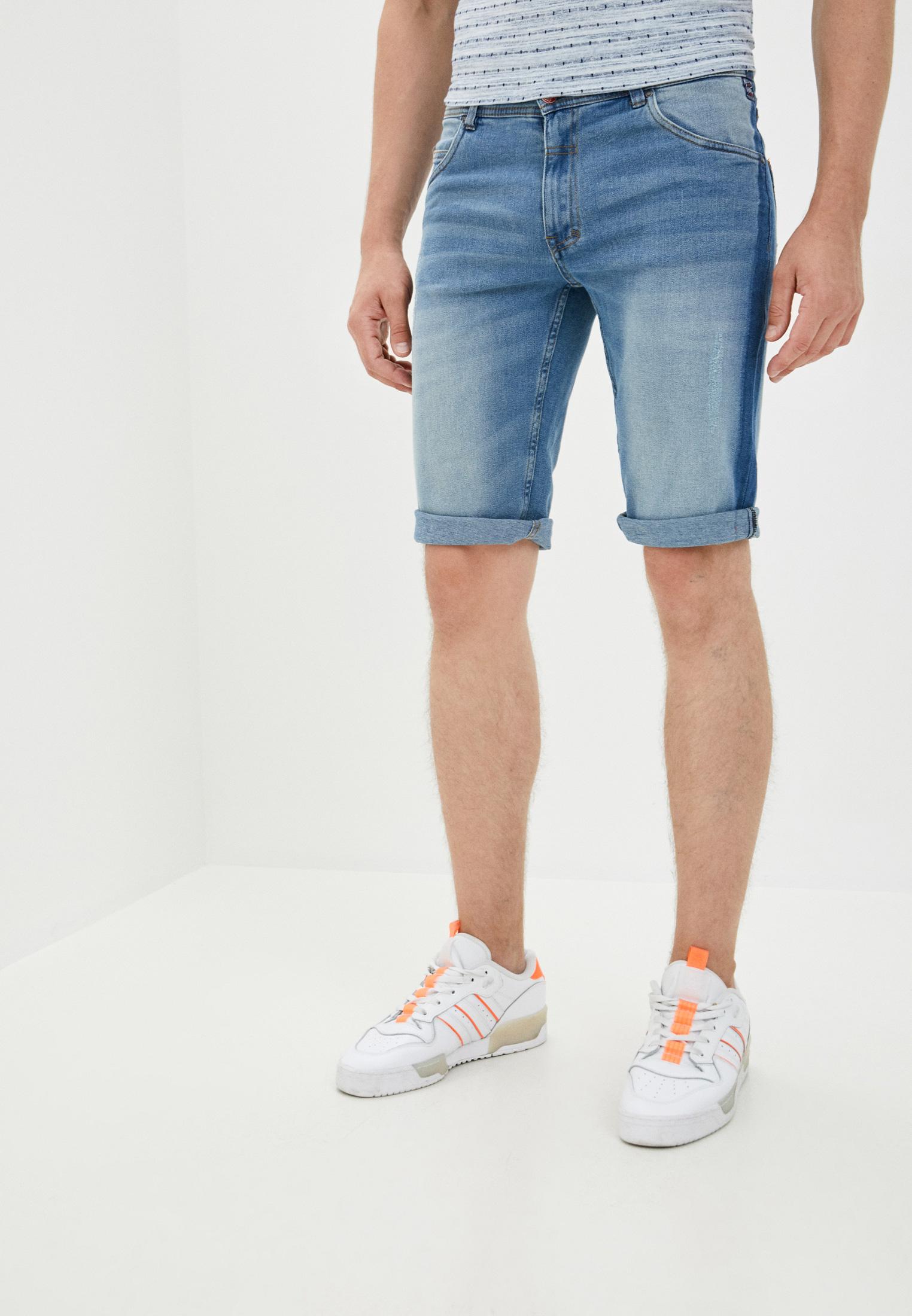 Мужские джинсовые шорты MZ72 FURA