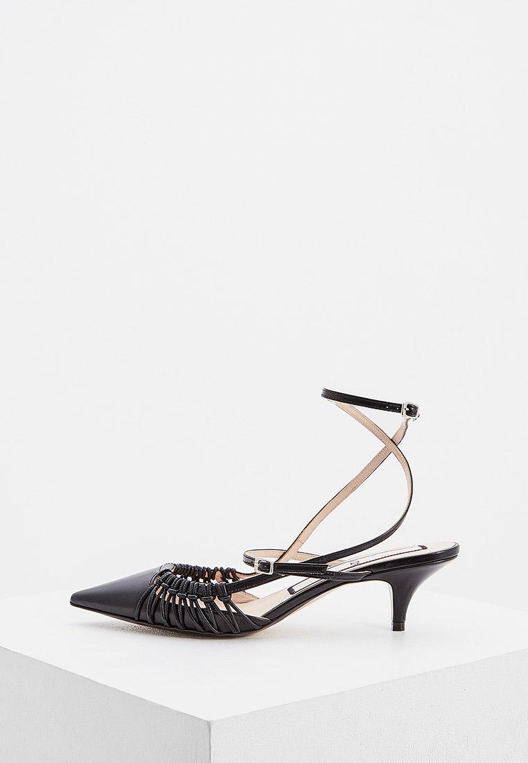 Женские туфли N21 N219I8611-0021