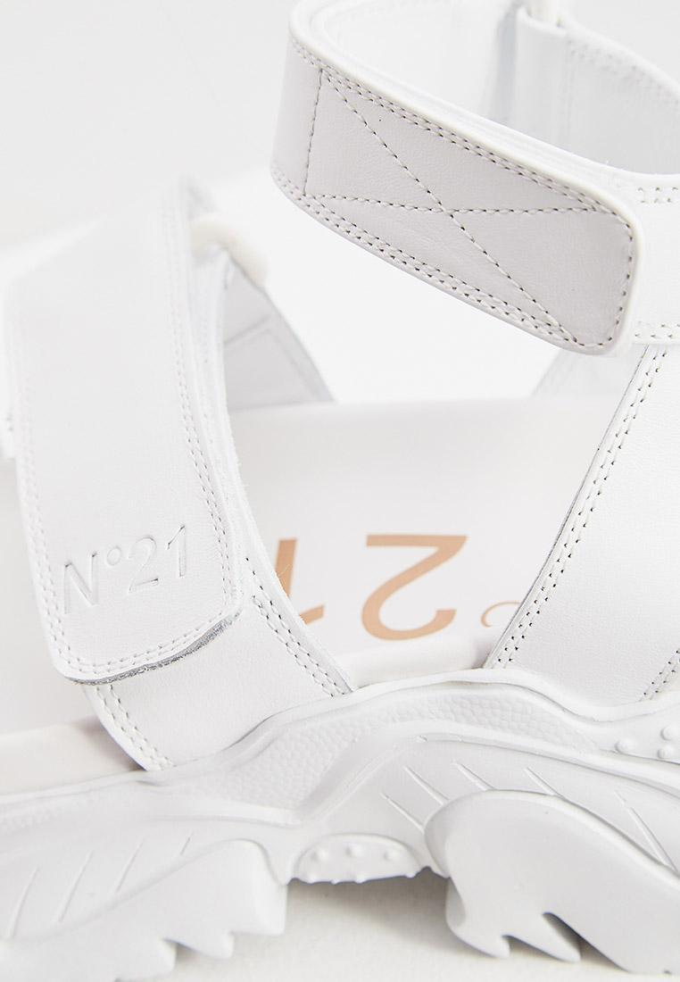 Женские босоножки N21 21ESP01570157: изображение 4