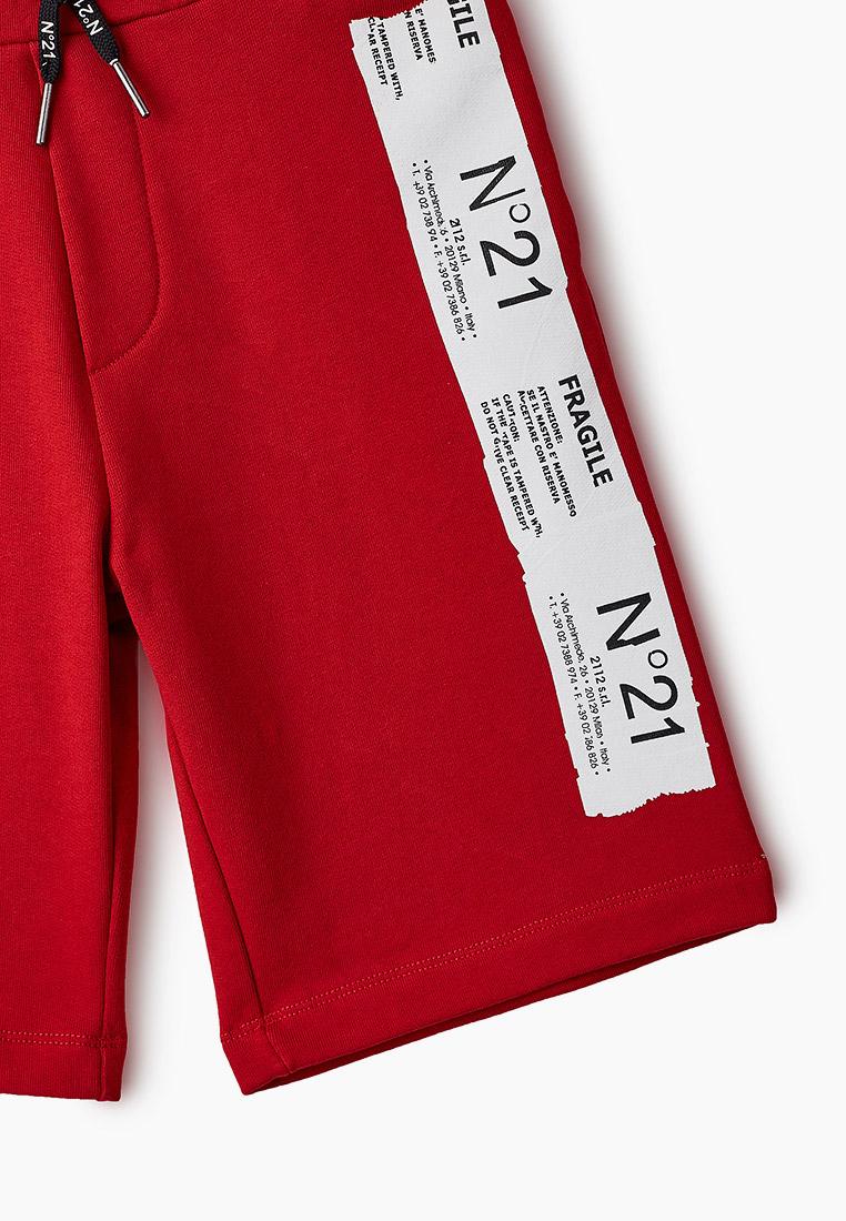 Шорты N21 N21013-N0155: изображение 3