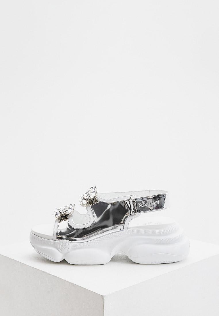 Женские сандалии Nando Muzi (Нандо Музи) s541hav