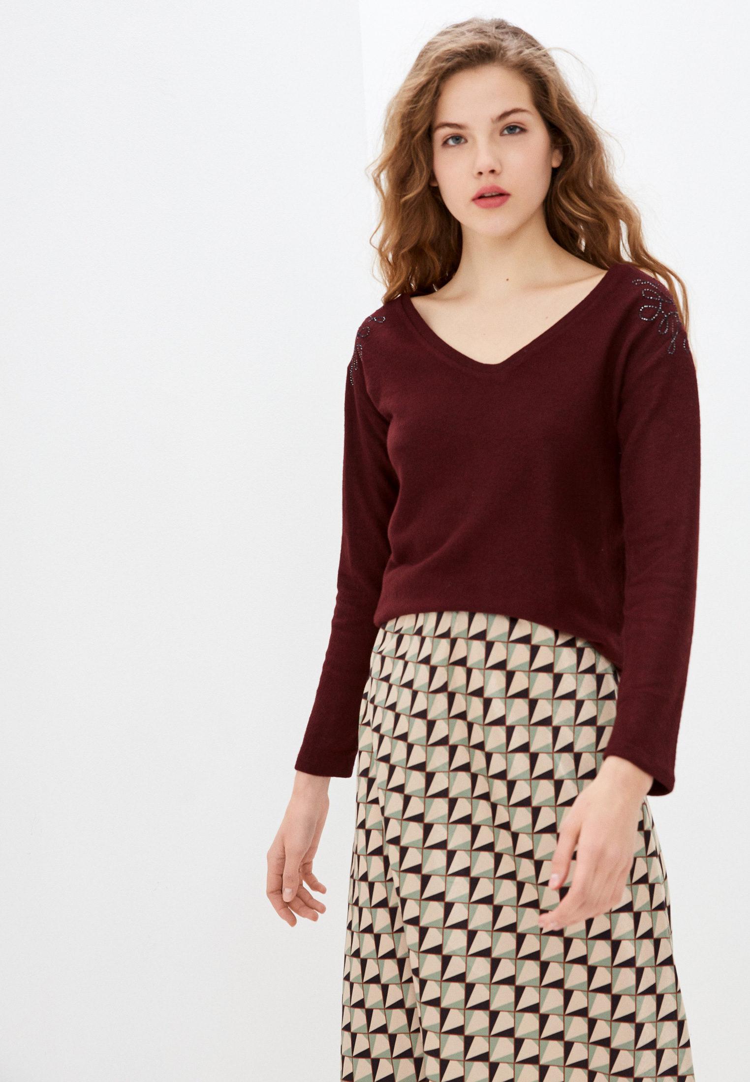 Пуловер Naf Naf NHNT67
