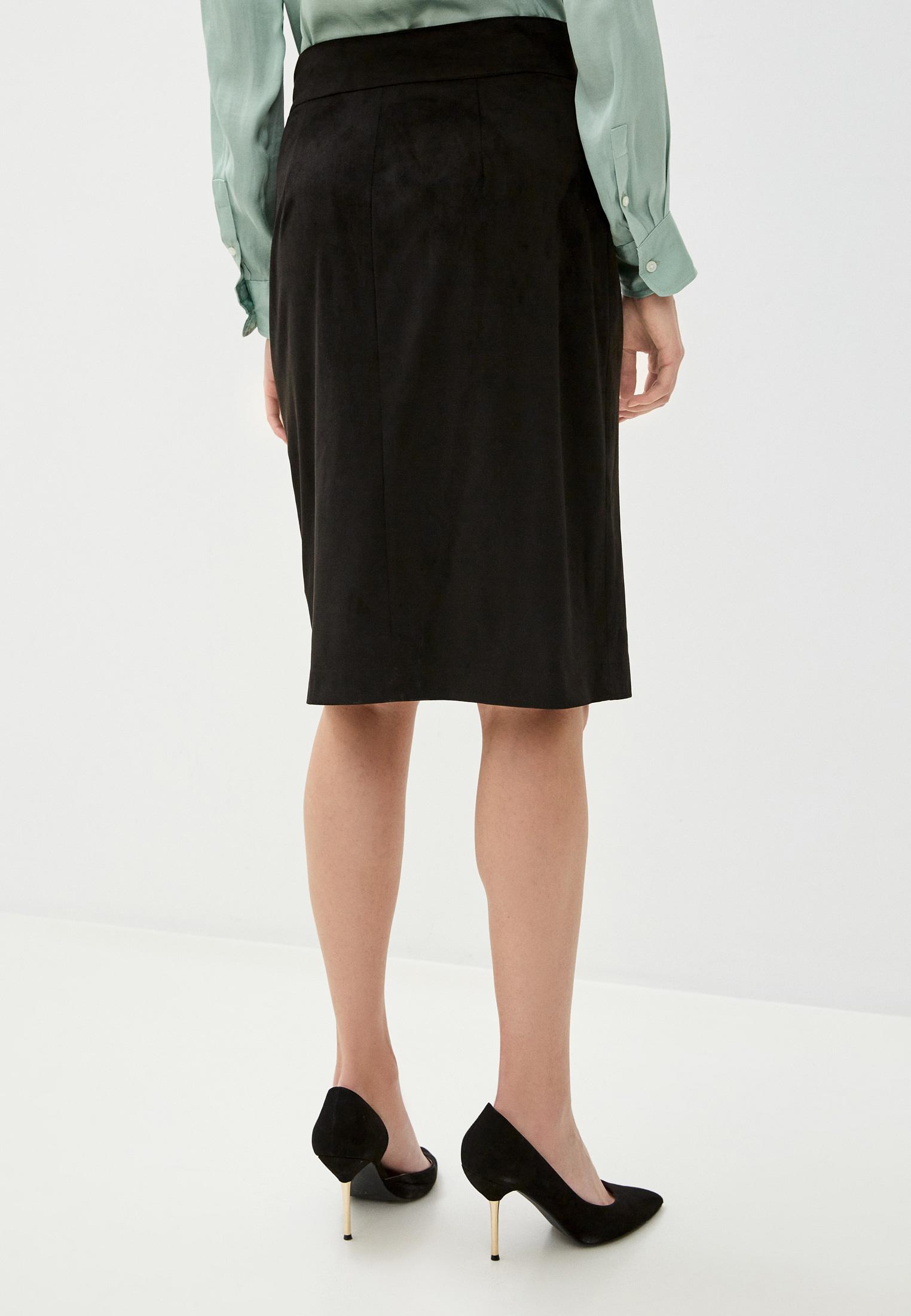 Прямая юбка Naf Naf NHNJ29: изображение 3