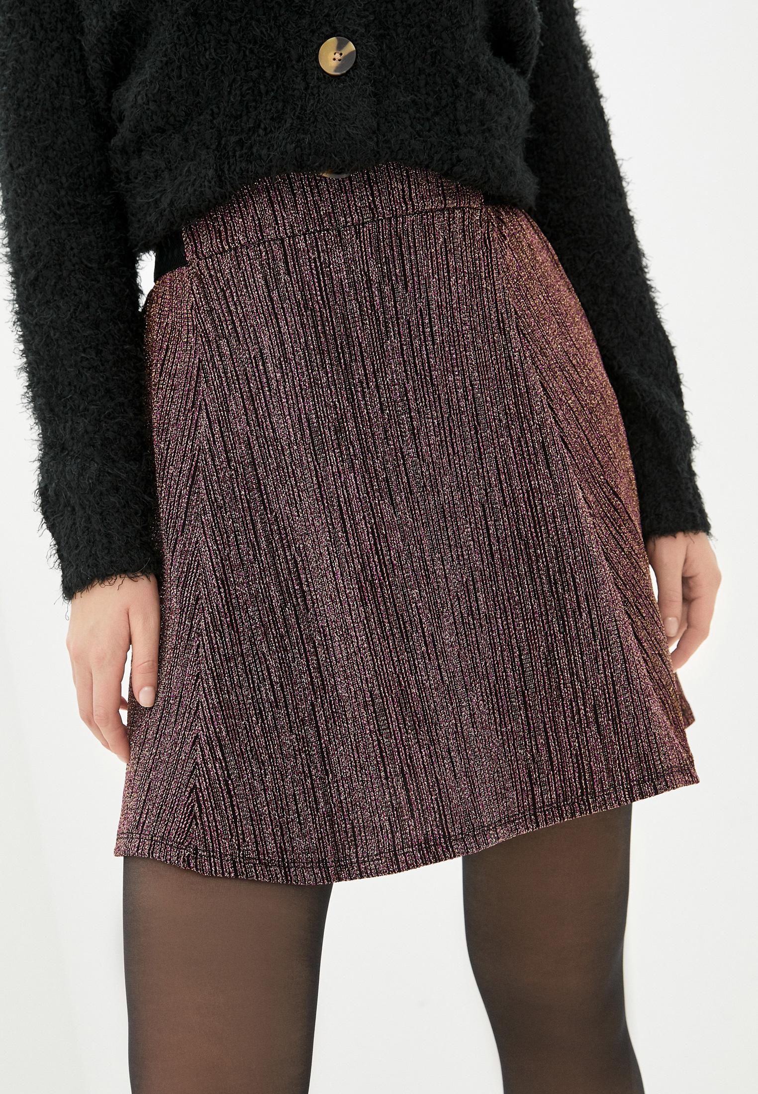 Широкая юбка Naf Naf NHNJ41