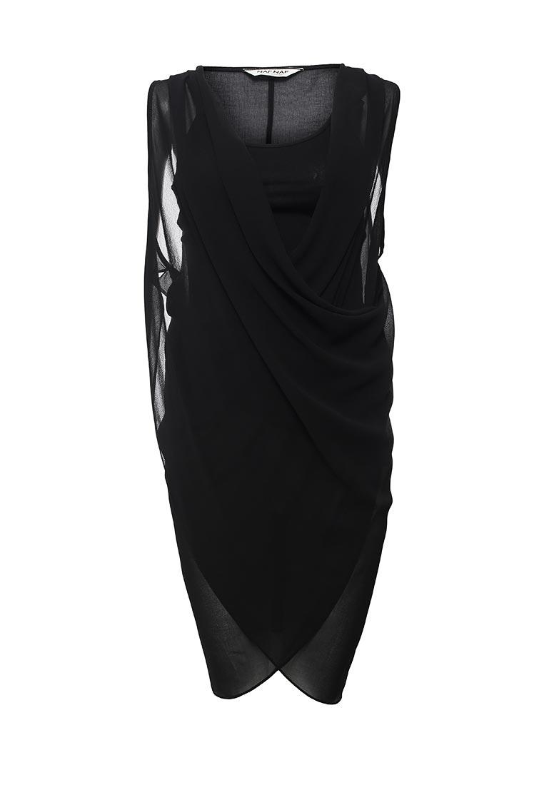 Вечернее / коктейльное платье Naf Naf DNR3D: изображение 1