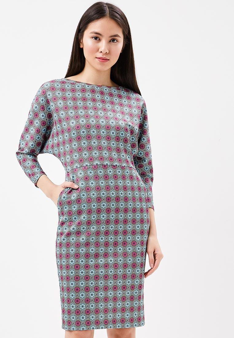 Вязаное платье Naoko AT10
