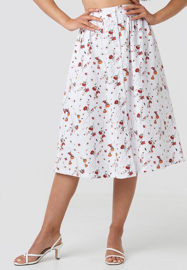 Широкая юбка NA-KD 1018-002878-1104