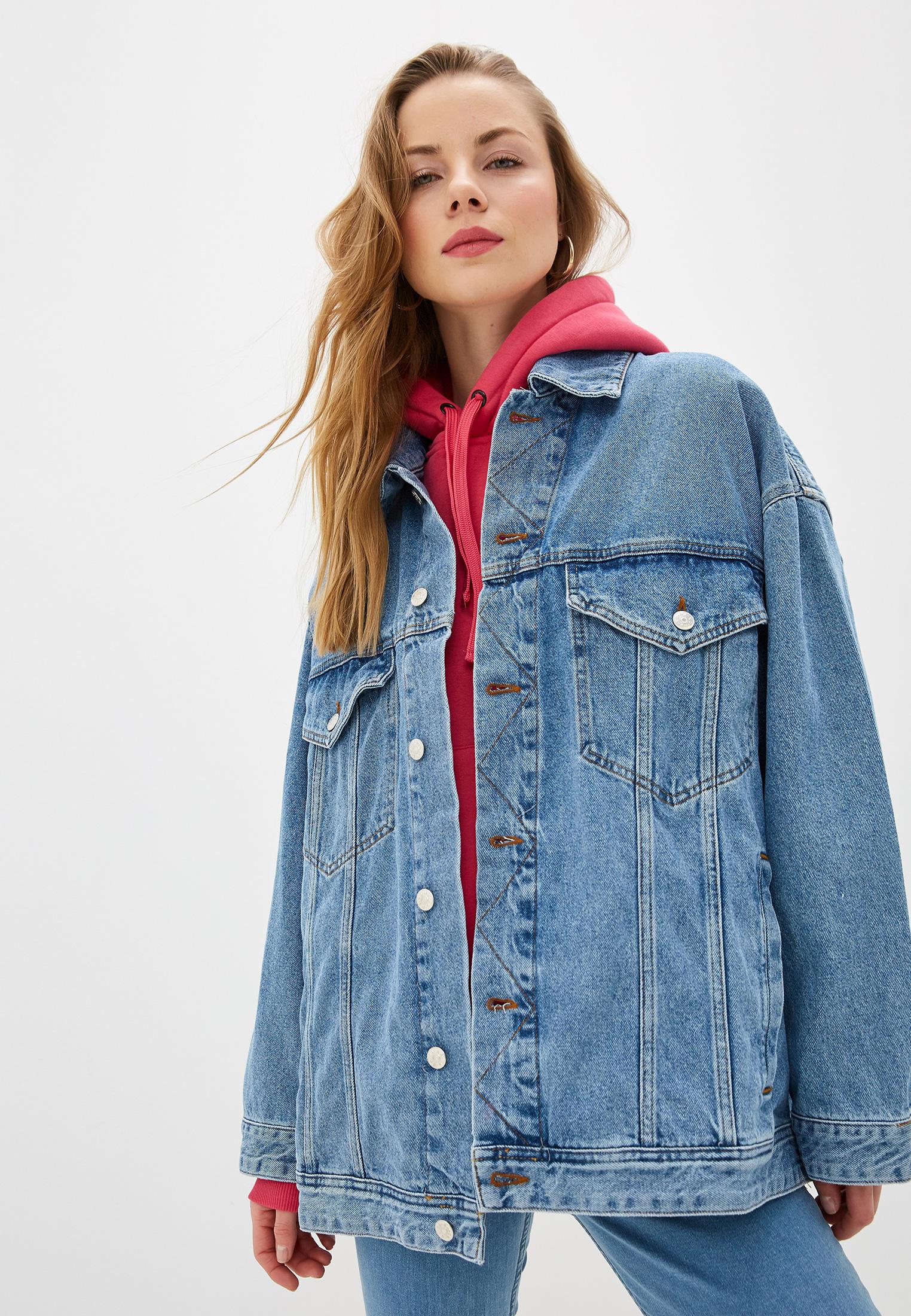 Джинсовая куртка NA-KD 1018-002355-1477
