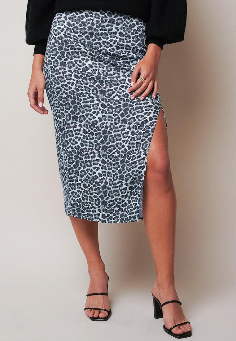 Узкая юбка NA-KD 1610-000076-0812