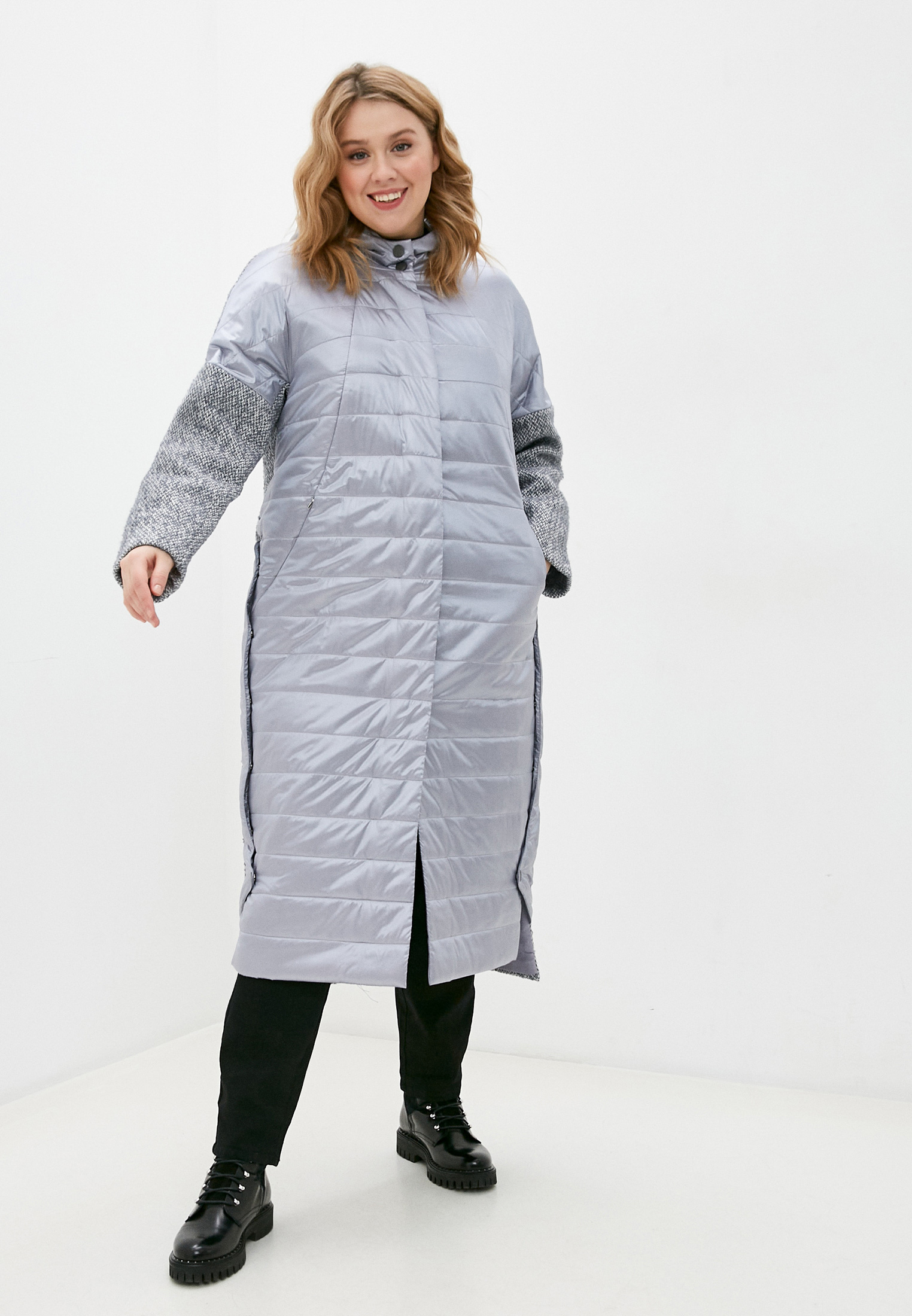 Утепленная куртка Nataliy Beate Пальто мод.132: изображение 1