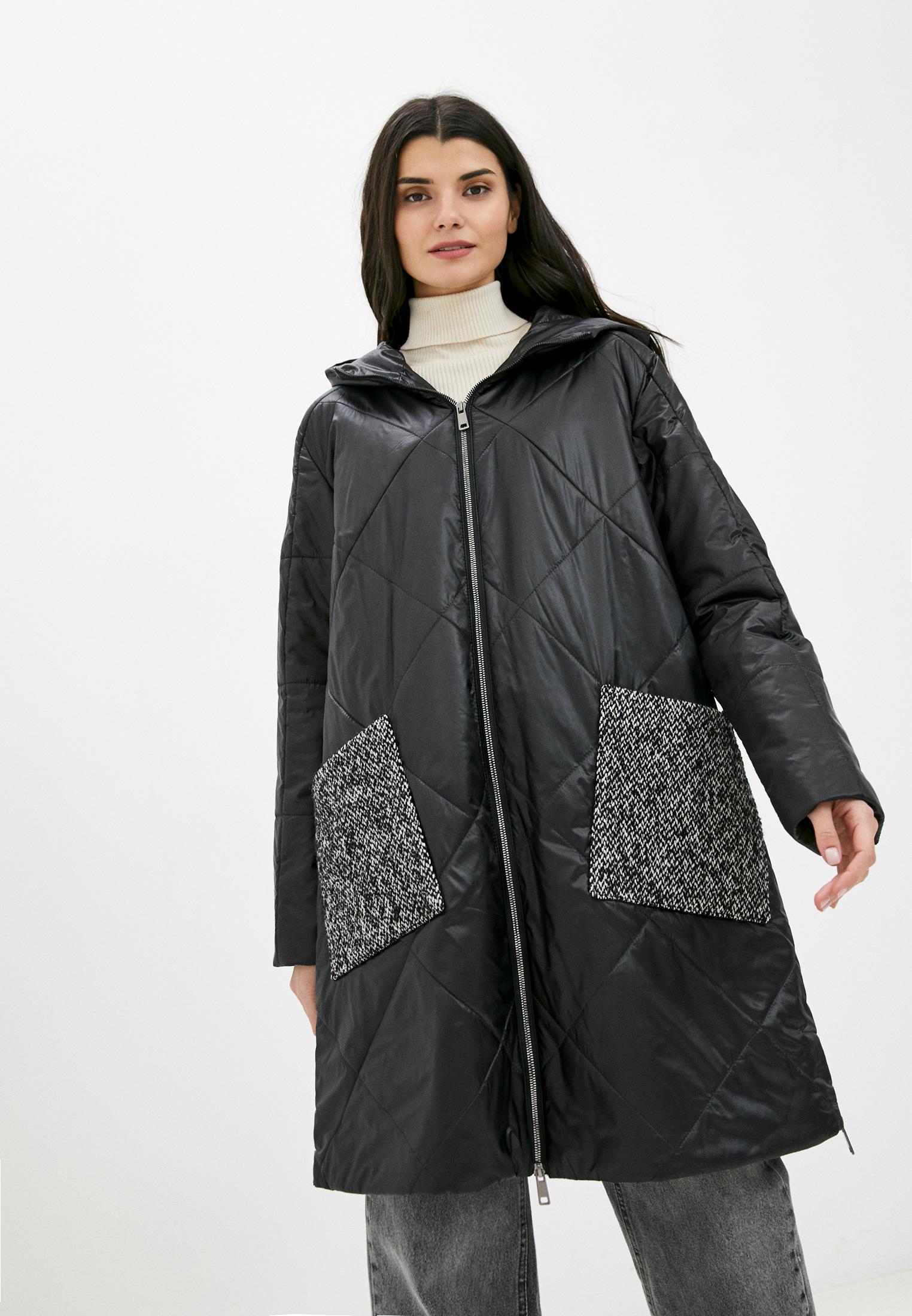Утепленная куртка Nataliy Beate Пальто мод 146