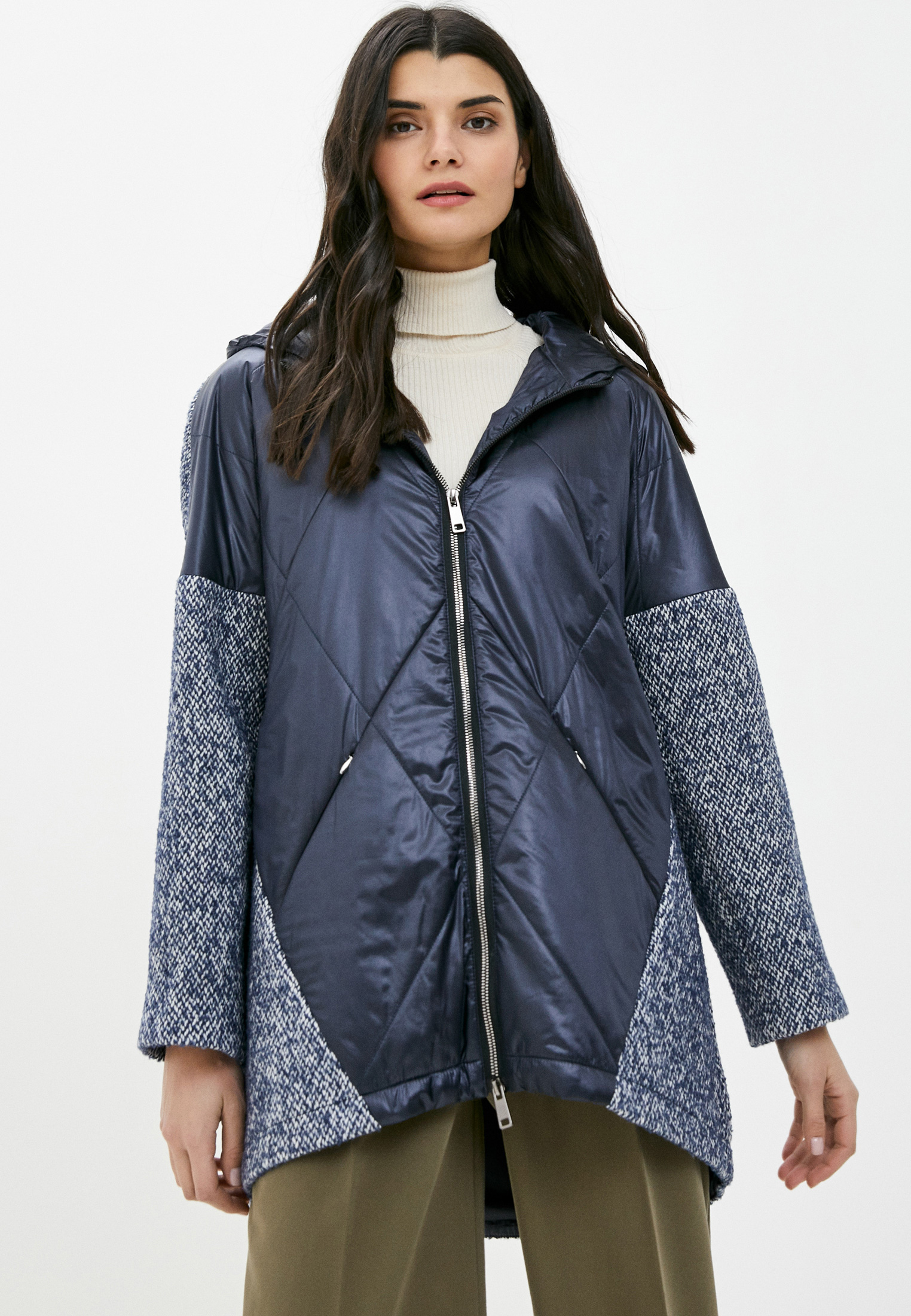 Утепленная куртка Nataliy Beate Пальто мод 147