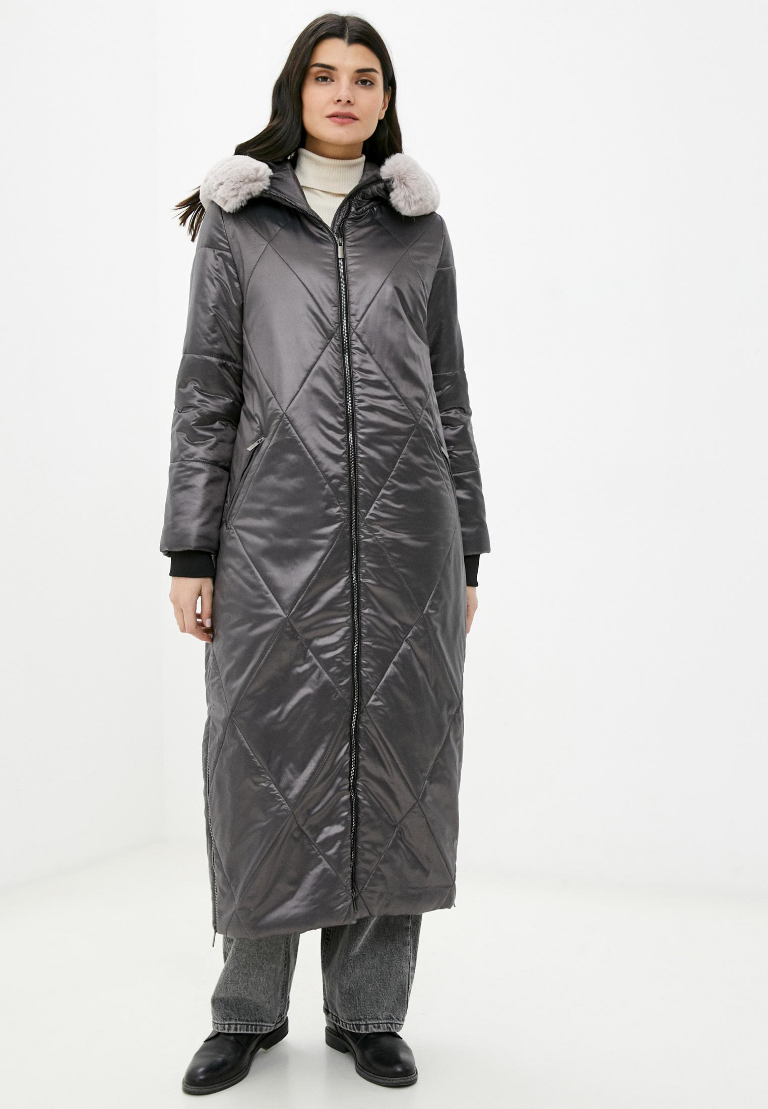 Утепленная куртка Nataliy Beate Пальто мод 162