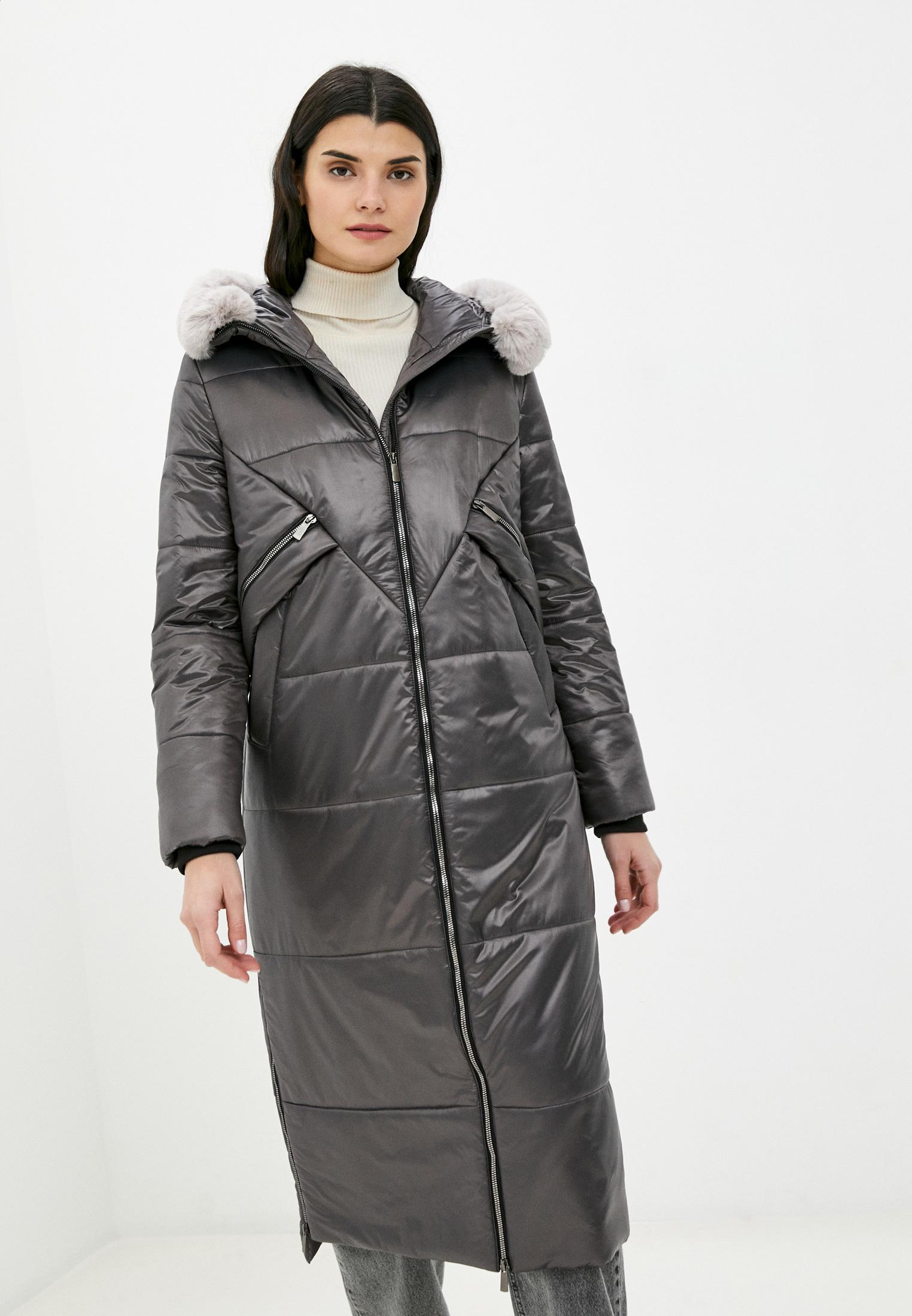 Утепленная куртка Nataliy Beate Пальто мод 163