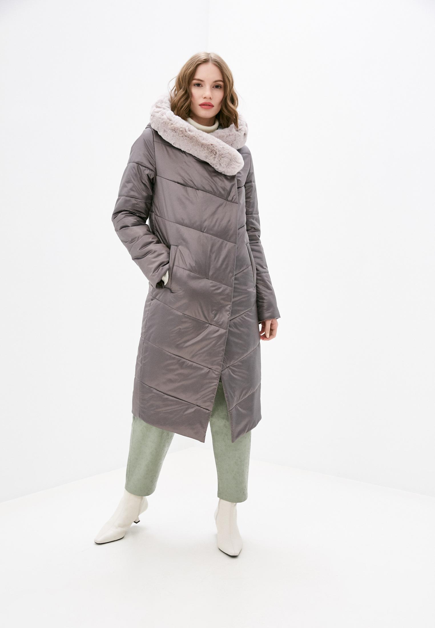 Утепленная куртка Nataliy Beate Пальто  мод 123