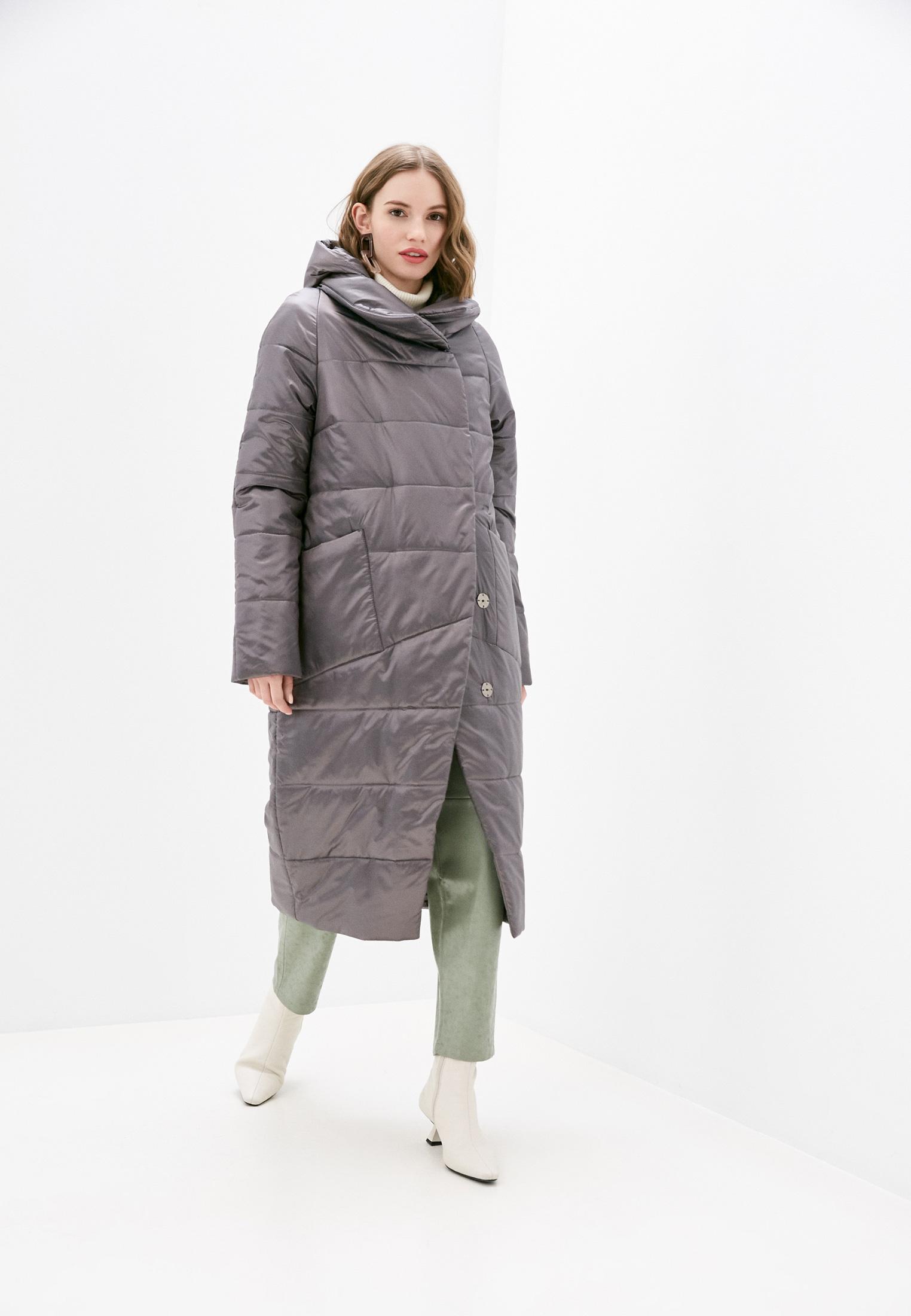 Утепленная куртка Nataliy Beate Пальто мод 111