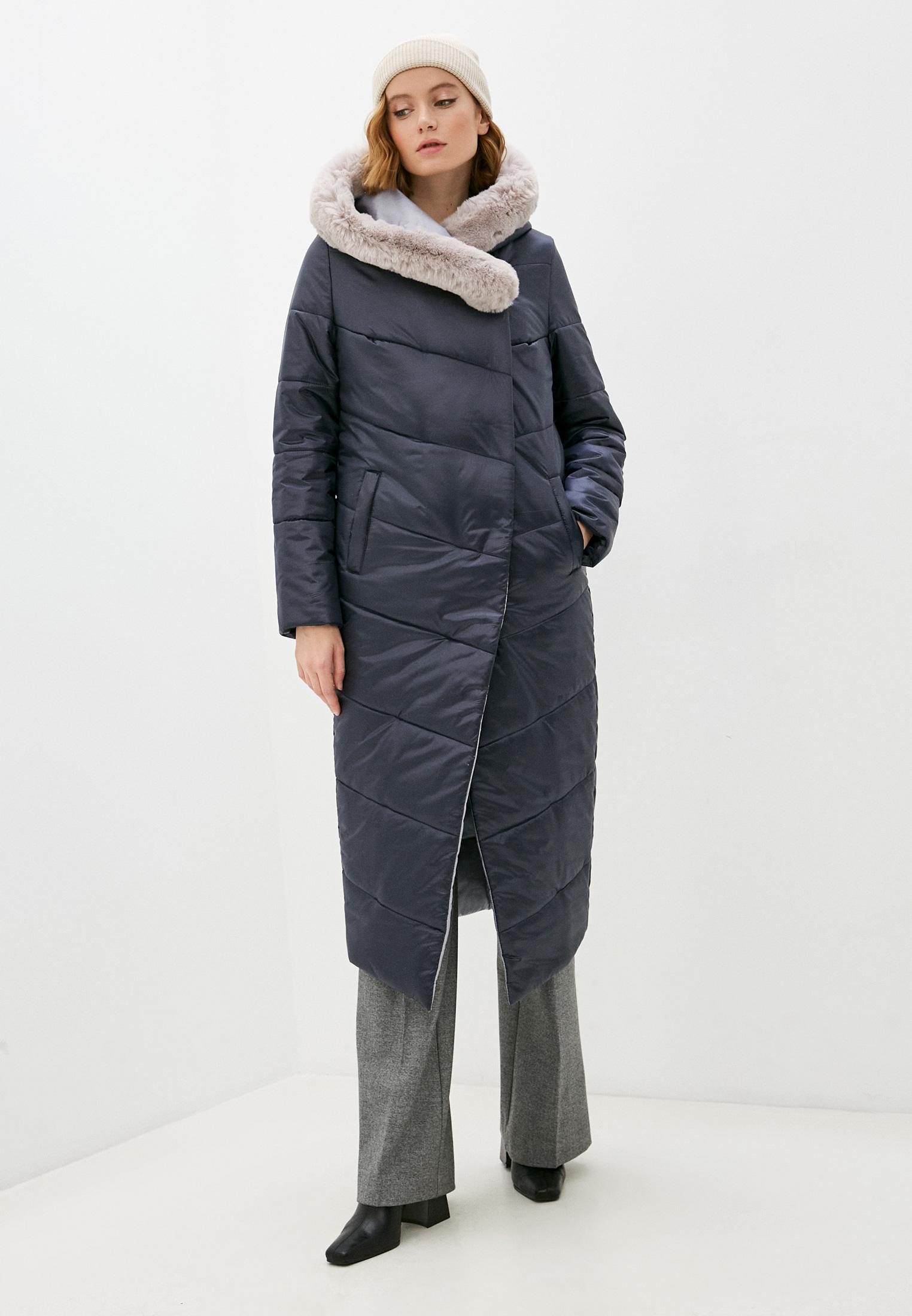 Утепленная куртка Nataliy Beate Пальто мод 150: изображение 1