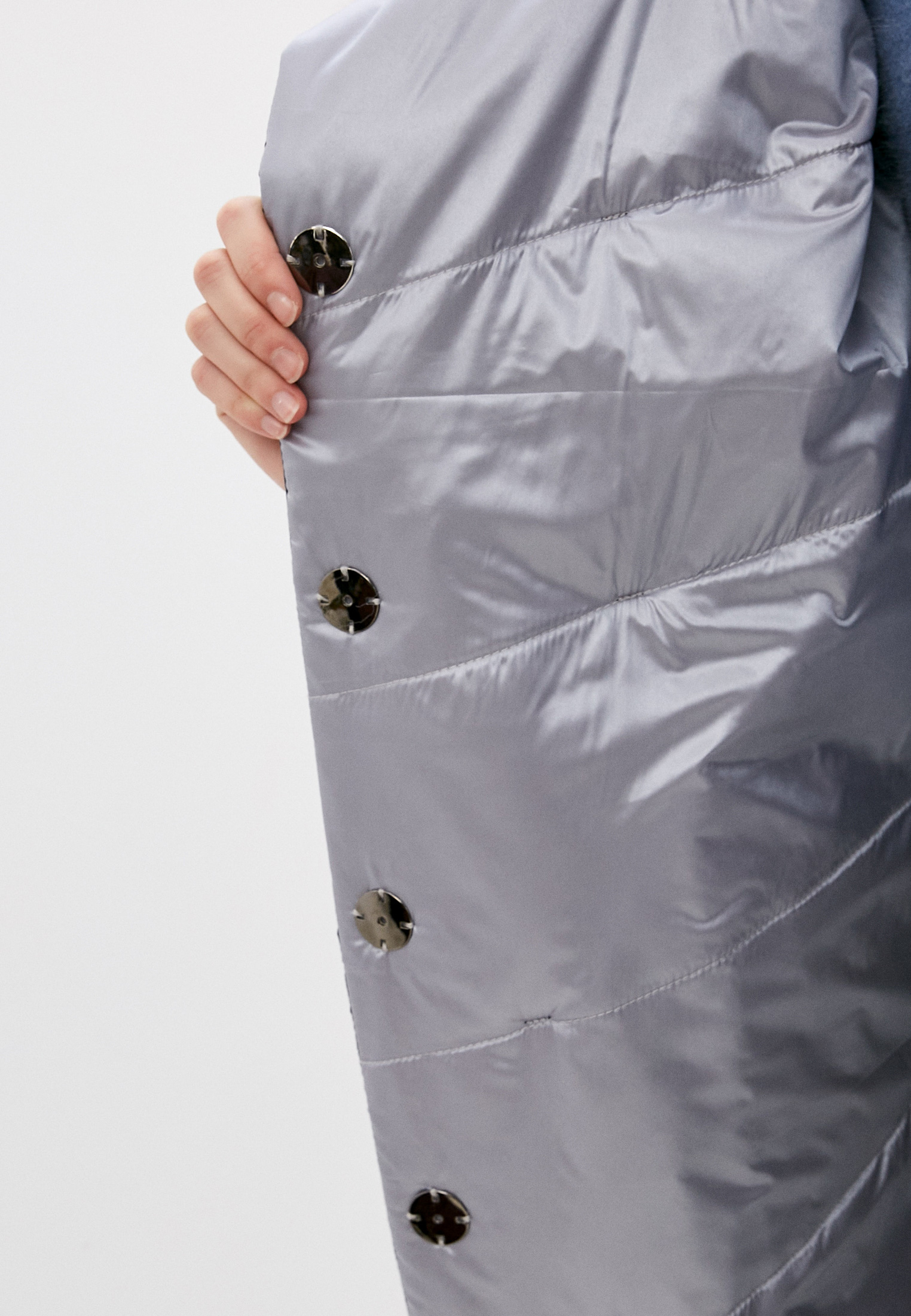 Утепленная куртка Nataliy Beate Пальто мод 150: изображение 4