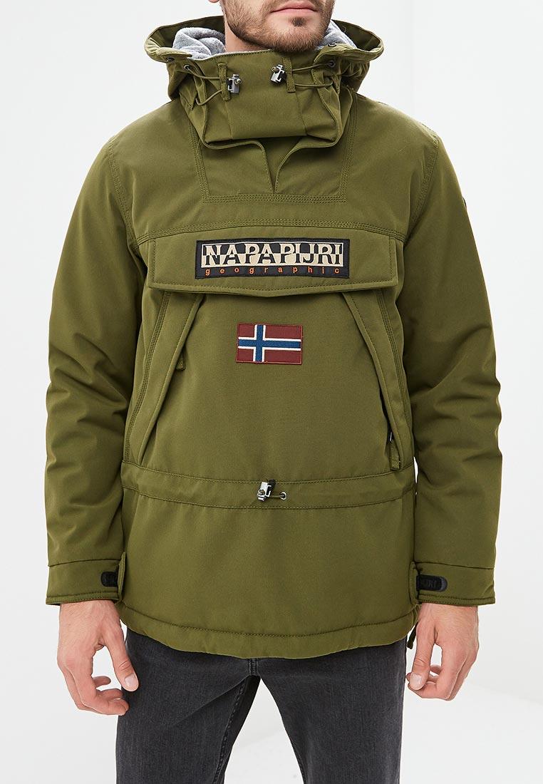 Утепленная куртка Napapijri N0YI4RGD3