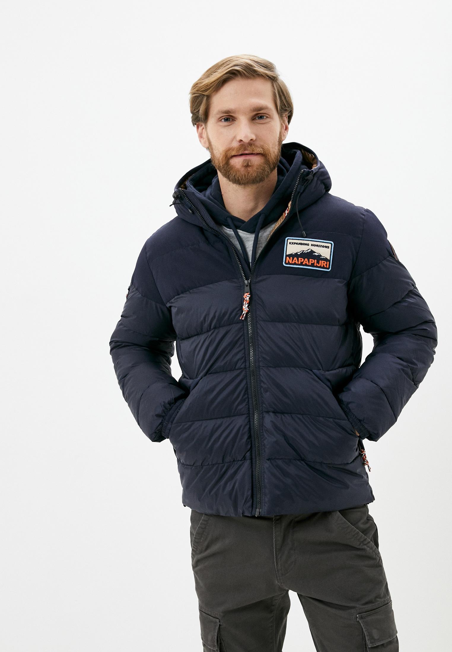 Утепленная куртка Napapijri NA4ENR