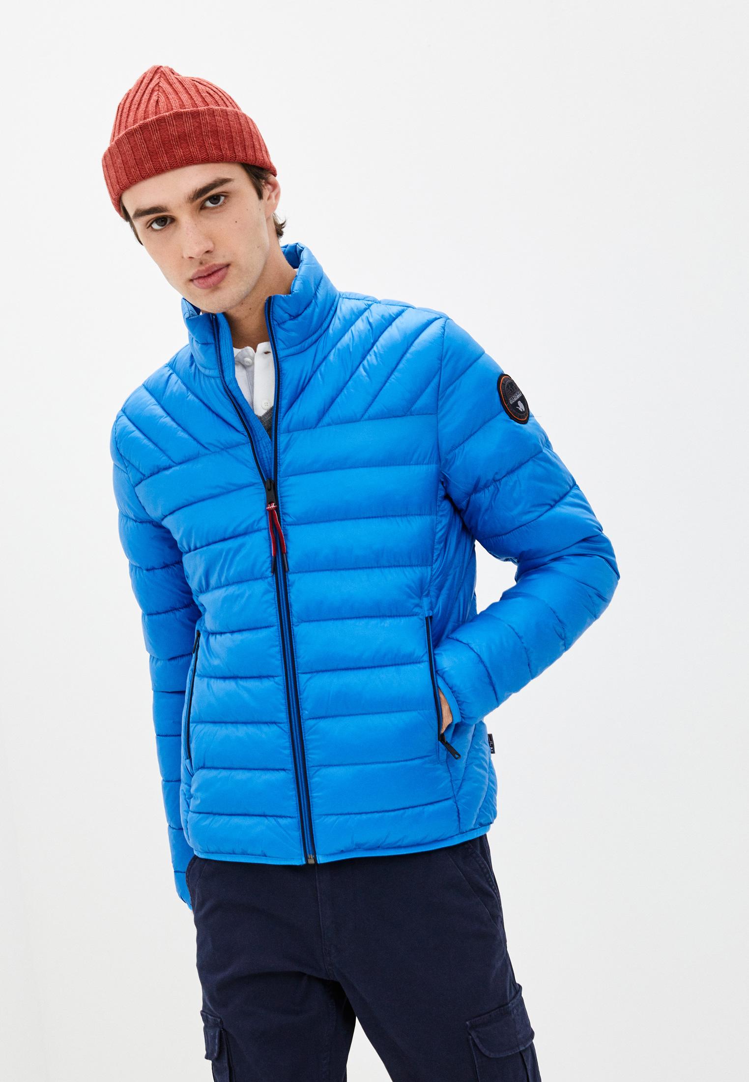 Утепленная куртка Napapijri N0YI4YBB7