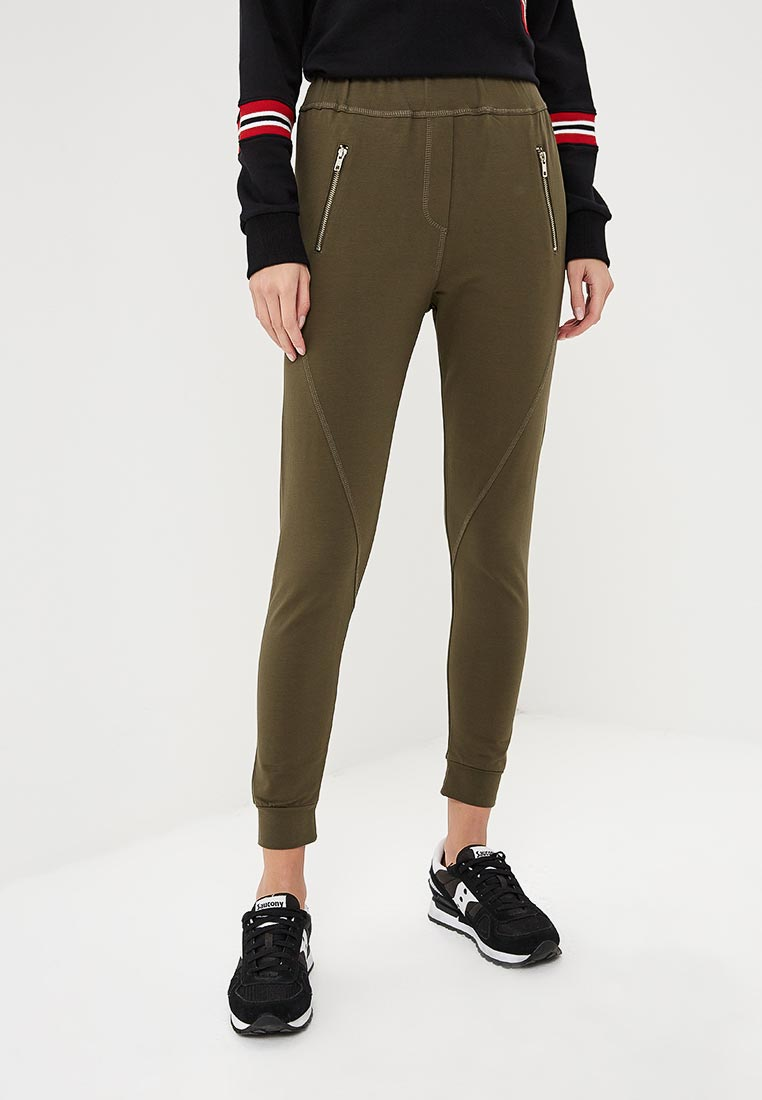 Женские спортивные брюки 2nd One Miley 010 Zip