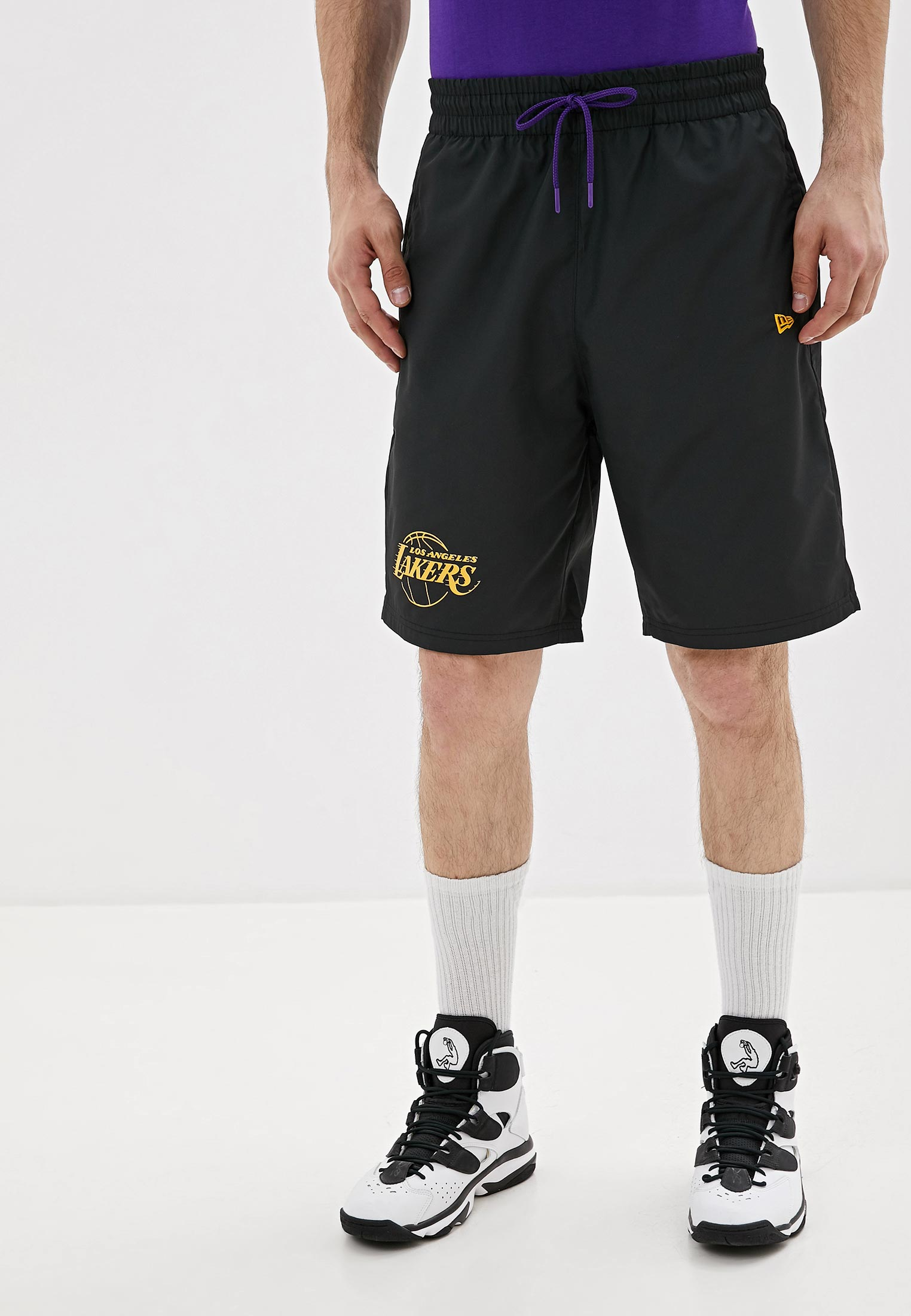 Мужские спортивные шорты New Era 12043728
