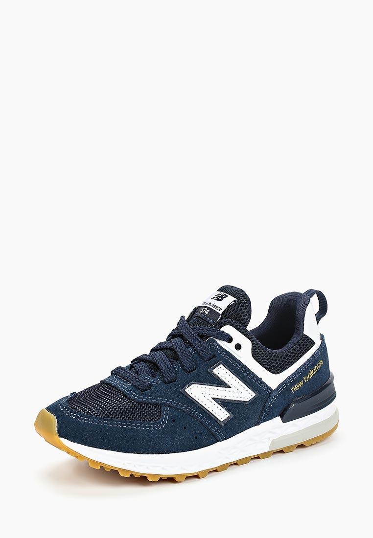 Кроссовки для мальчиков New Balance (Нью Баланс) PS574MI