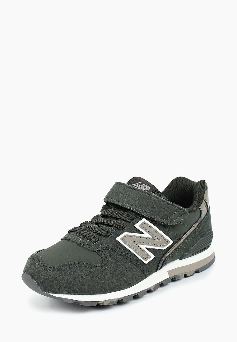Кроссовки для мальчиков New Balance (Нью Баланс) KV996C2Y