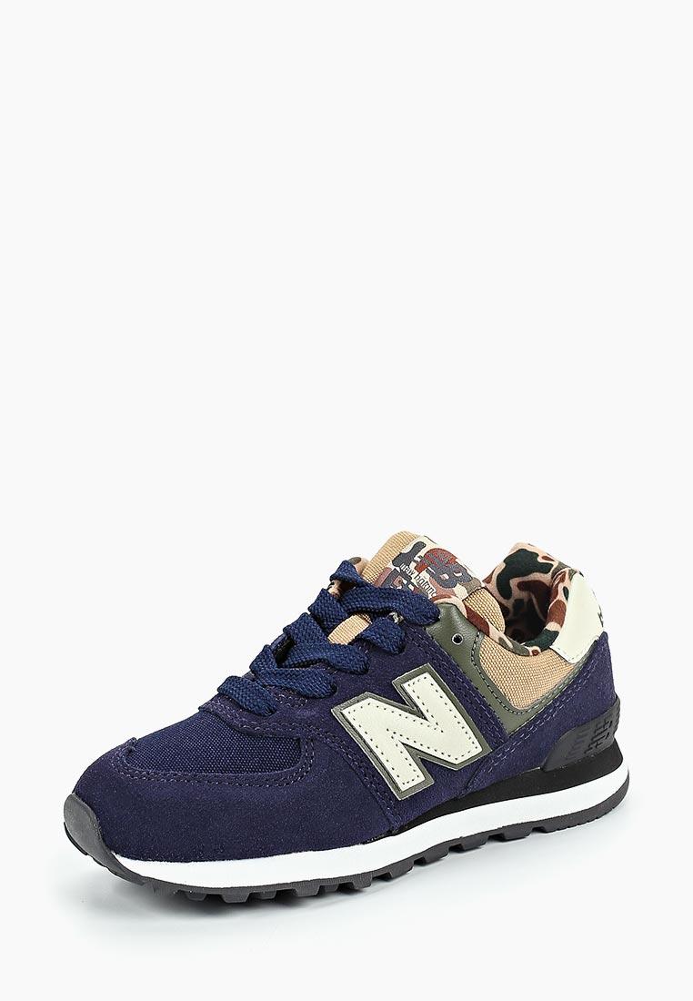 Кроссовки для мальчиков New Balance PC574HN