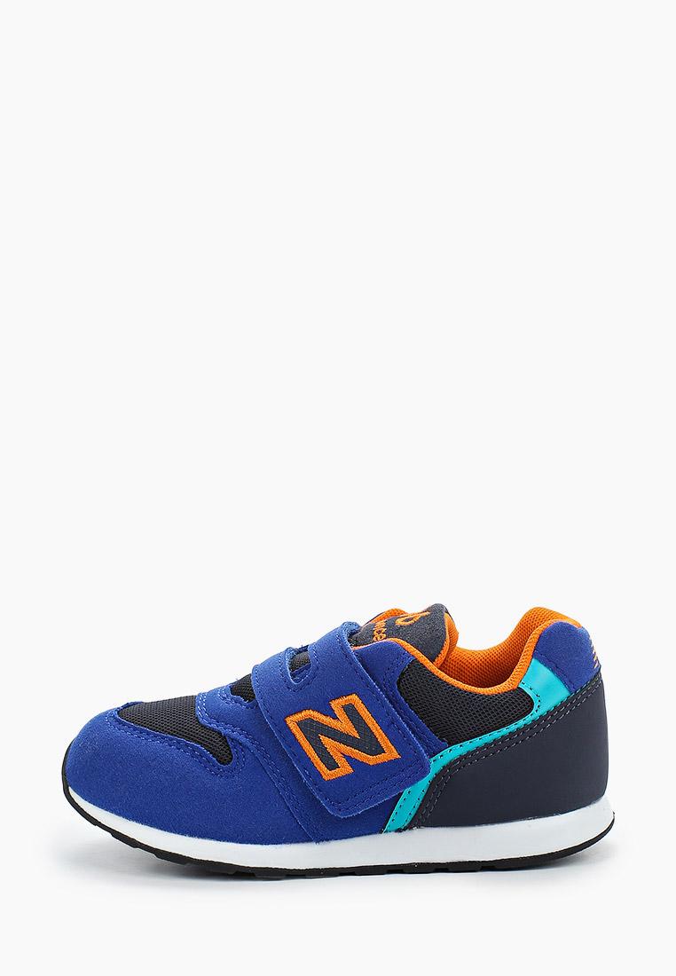 Кроссовки для мальчиков New Balance (Нью Баланс) IZ996TBU