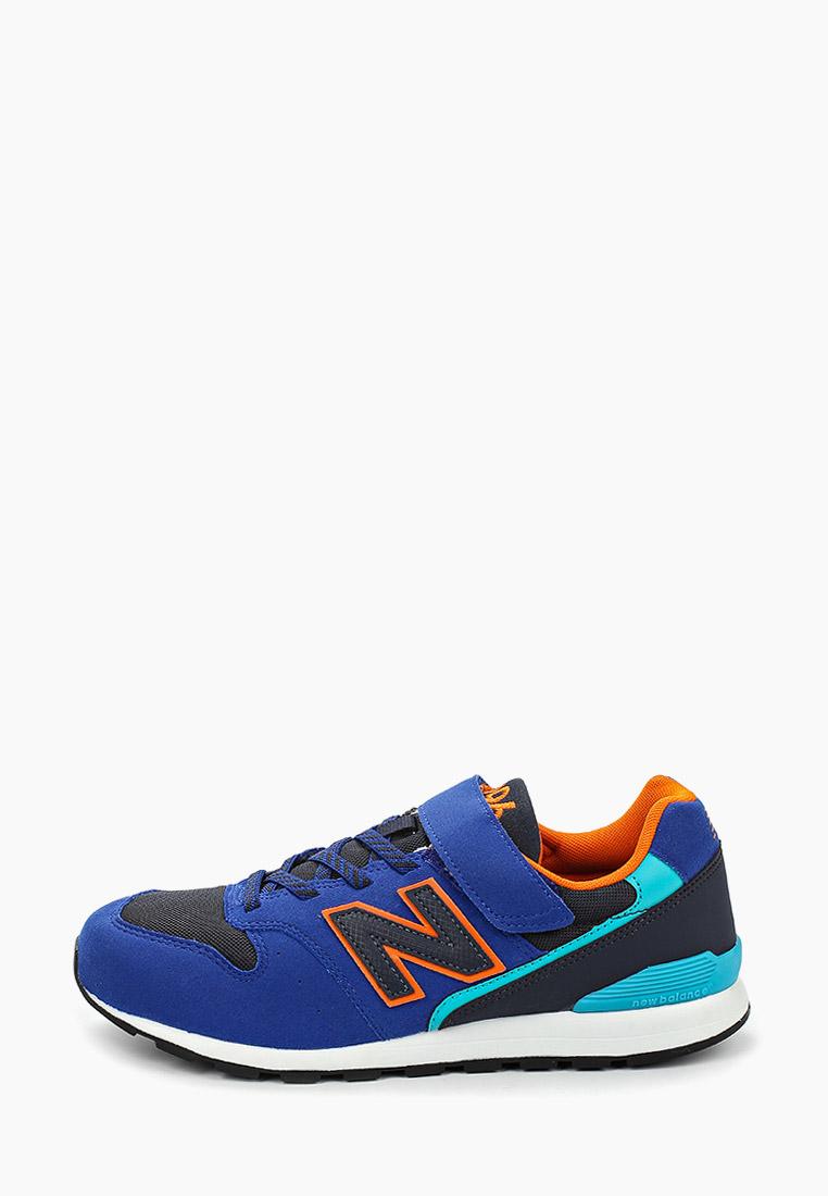Кроссовки для мальчиков New Balance (Нью Баланс) YV996TBU