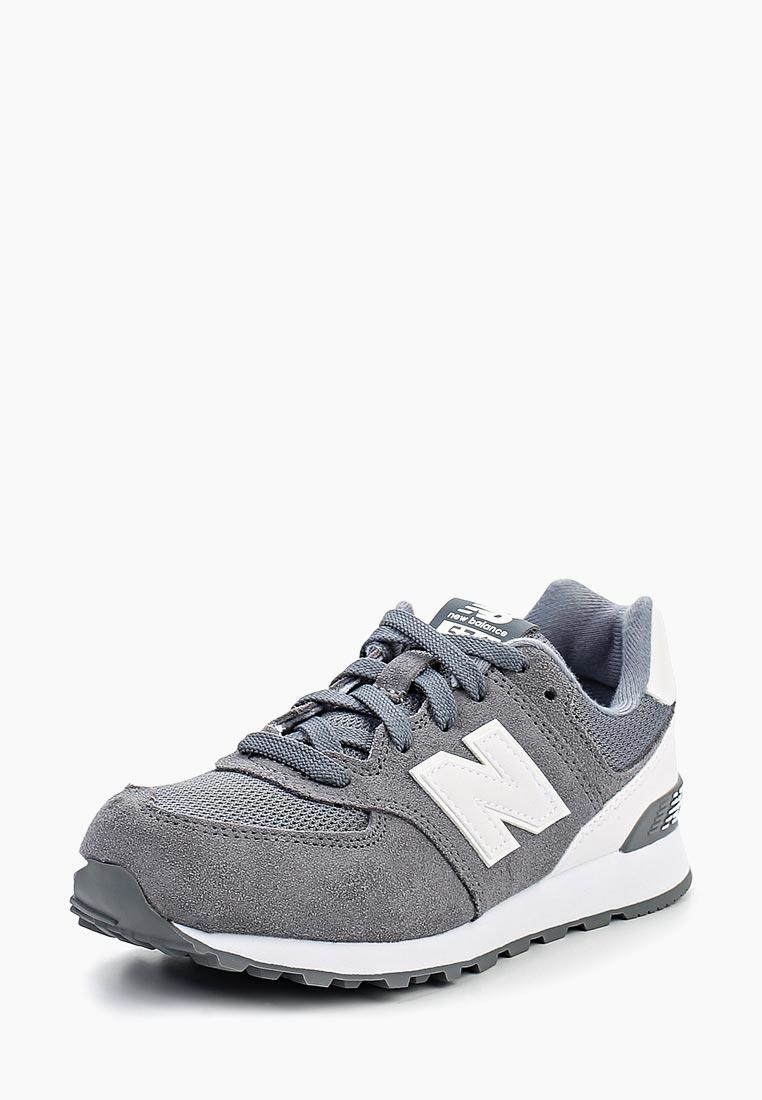 Кроссовки для мальчиков New Balance KL574CKP