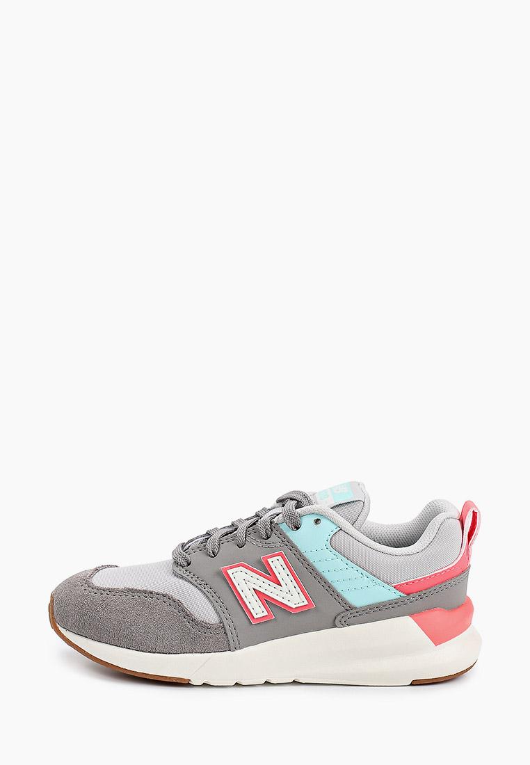 Кроссовки для девочек New Balance (Нью Баланс) YS009RC1